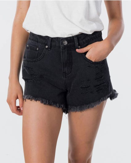 Sophie Denim Short II in Blue