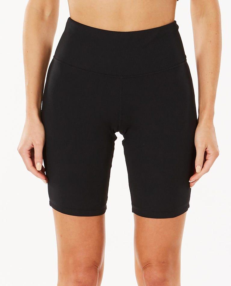 Biker Short in Black