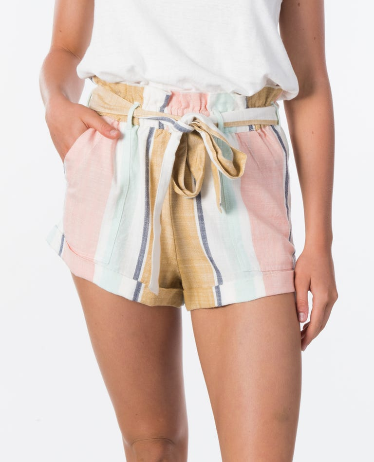 Sunsetters Stripe Short in Multi