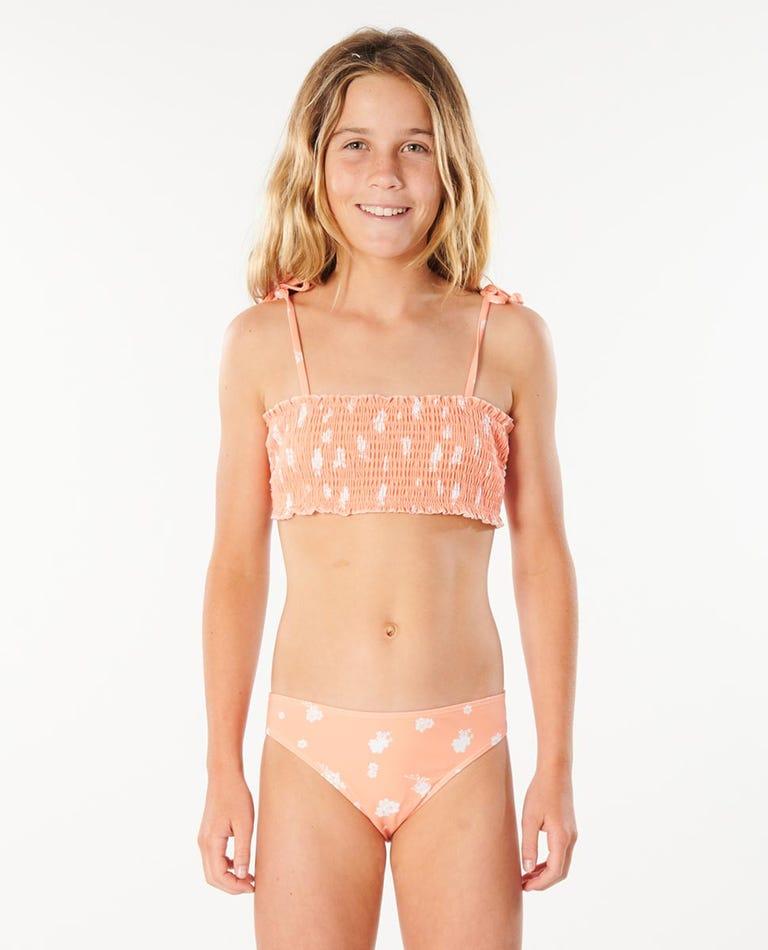 Kiki Bikini Girls (8 - 16 years) in Coral