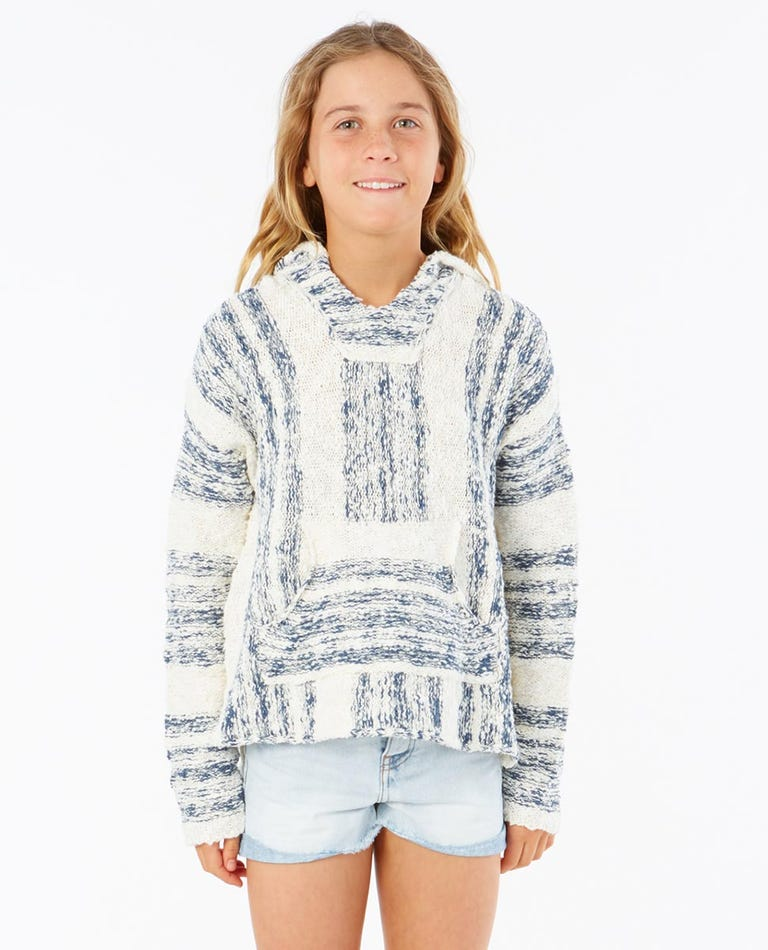 Seaside Sweater Girls (8 - 16 years) in Vanilla