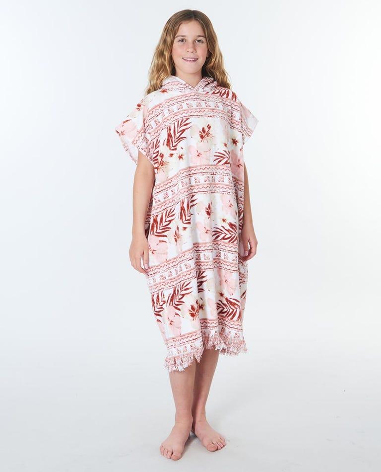 Lei Lei Hood Towel Girls (8 - 16 years) in White