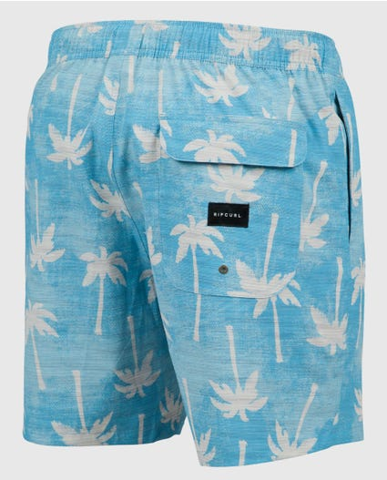 Boys Noisey 17 Volley Boardshorts in Blue