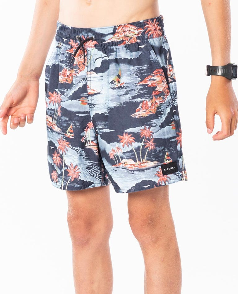 Dreamers Volley Boardshort Boys (8 - 16 years) in Navy