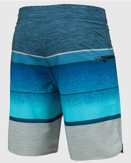 Boys Mirage Clearwater 17 Boardshorts in Blue