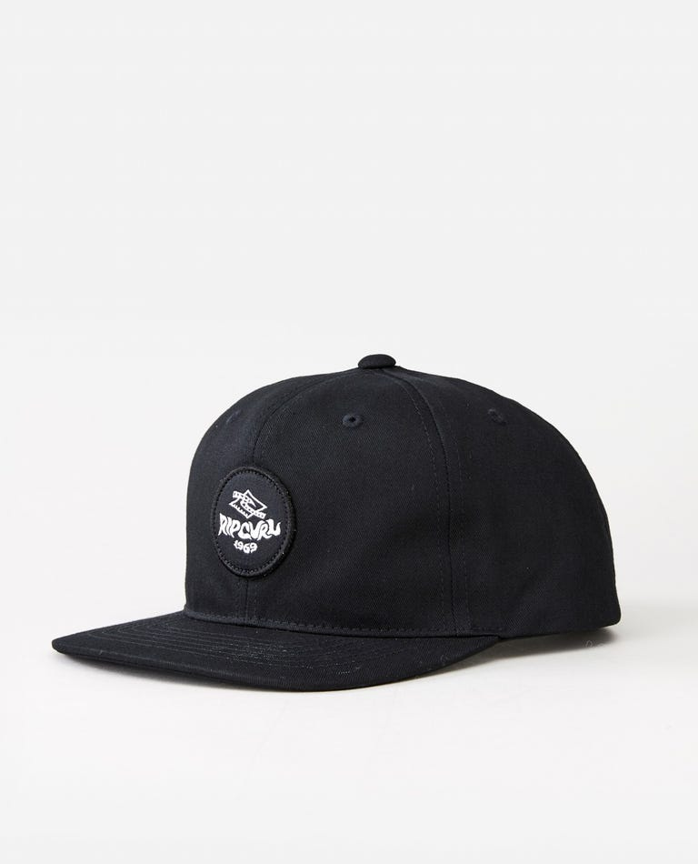 Diamond Flexfit Snapback Cap - Boys (8 - 16 years) in Black