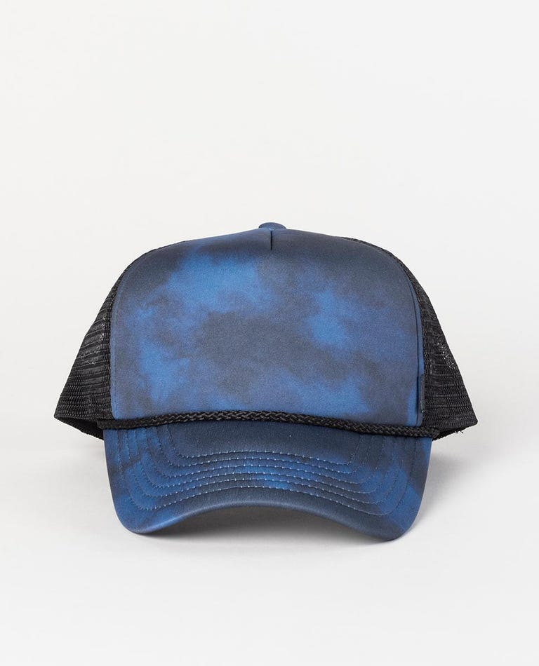 Party Trucker- Boy in Washed Black