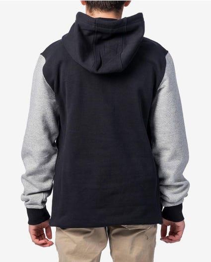 Valley Split Hood - Boys in Black