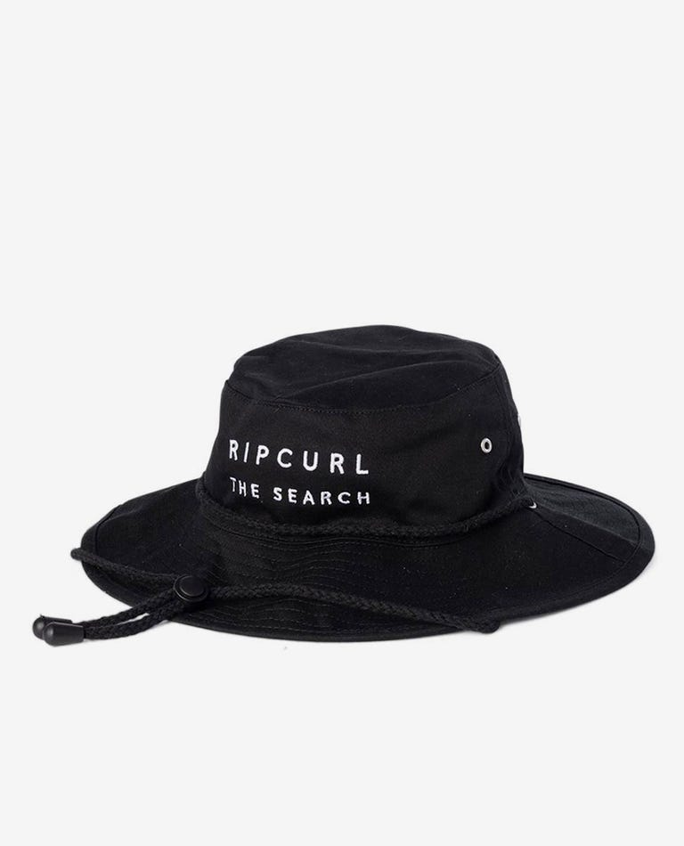 Rapture Reversible Wide Brim Hat - Boys in Black