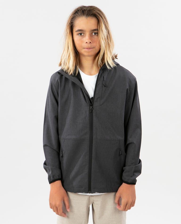 Elite Anti-Series Jacket in Black