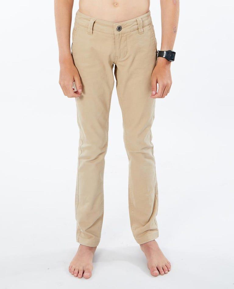 Epic Pant- Boy in Khaki