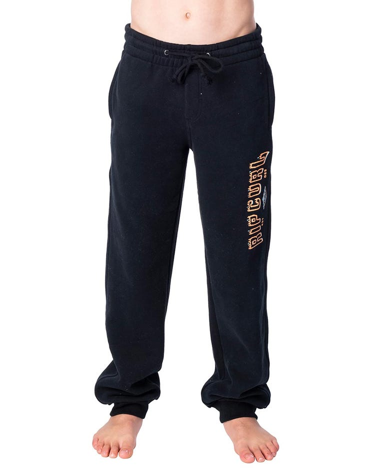 Scorcher Track Pant Boys (8 - 16 years) in Black