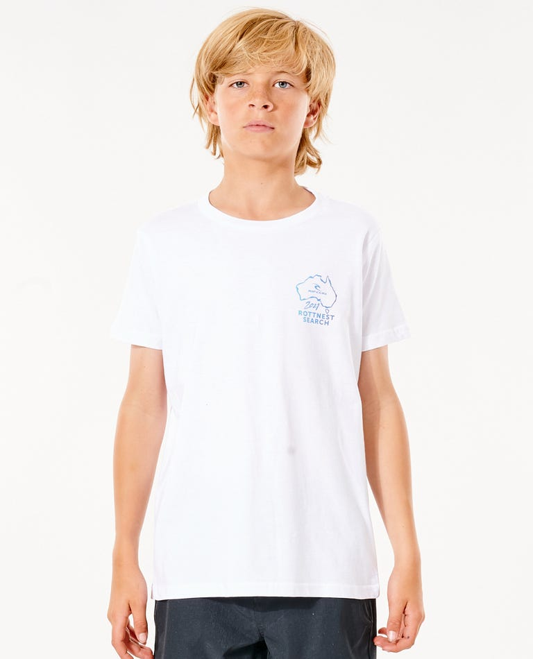 Rotto Search Tee - Boys (8 - 16 years) in Black