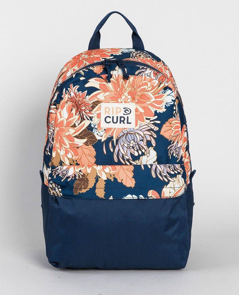 Mood Sunsetters Backpack in Dark Blue