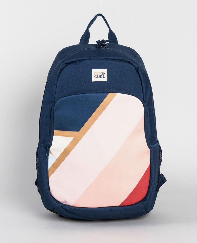 Ozone Sunsetters Backpack in Dark Blue