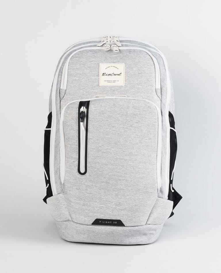 F-Light Ultra Mix Wave Backpack in Grey