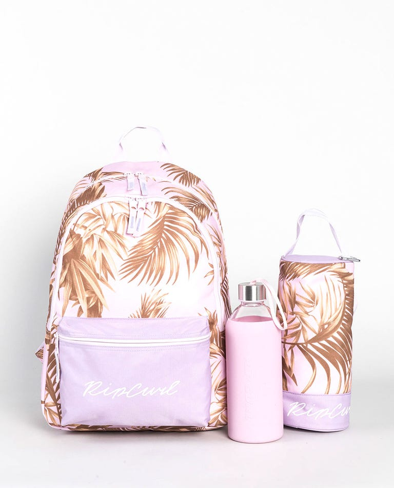 Paradise Backpack in Lilac