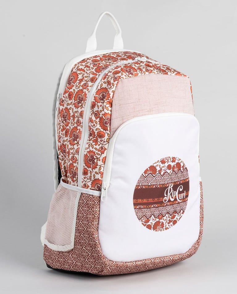 Spice Temple Ozone Backpack in Orange