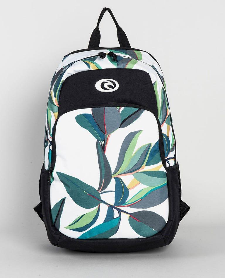 Ozone Palm Bay Backpack in White