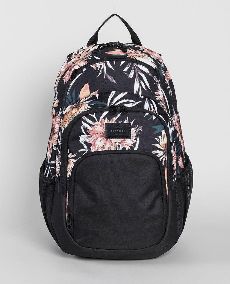 Overtime Playa Backpack in Black