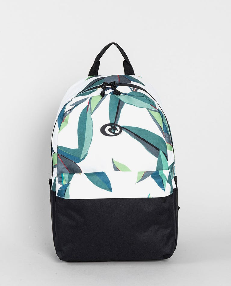 Mood Palm Bay Backpack in White