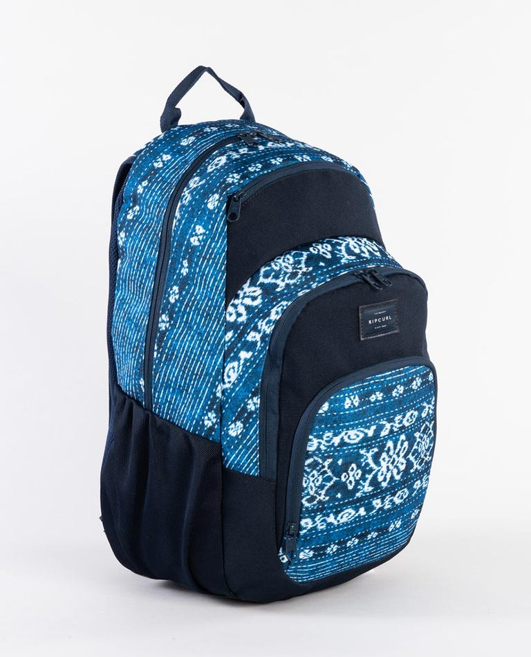 Tropic Sol Overtime 33L Backpack in Navy