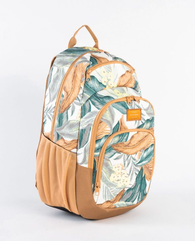 Tropic Sol Overtime 33L Backpack in Honey