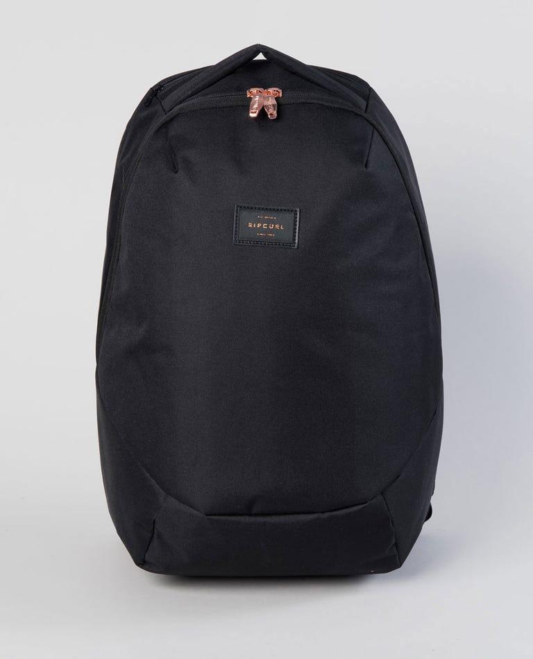Motion Rose Backpack in Black