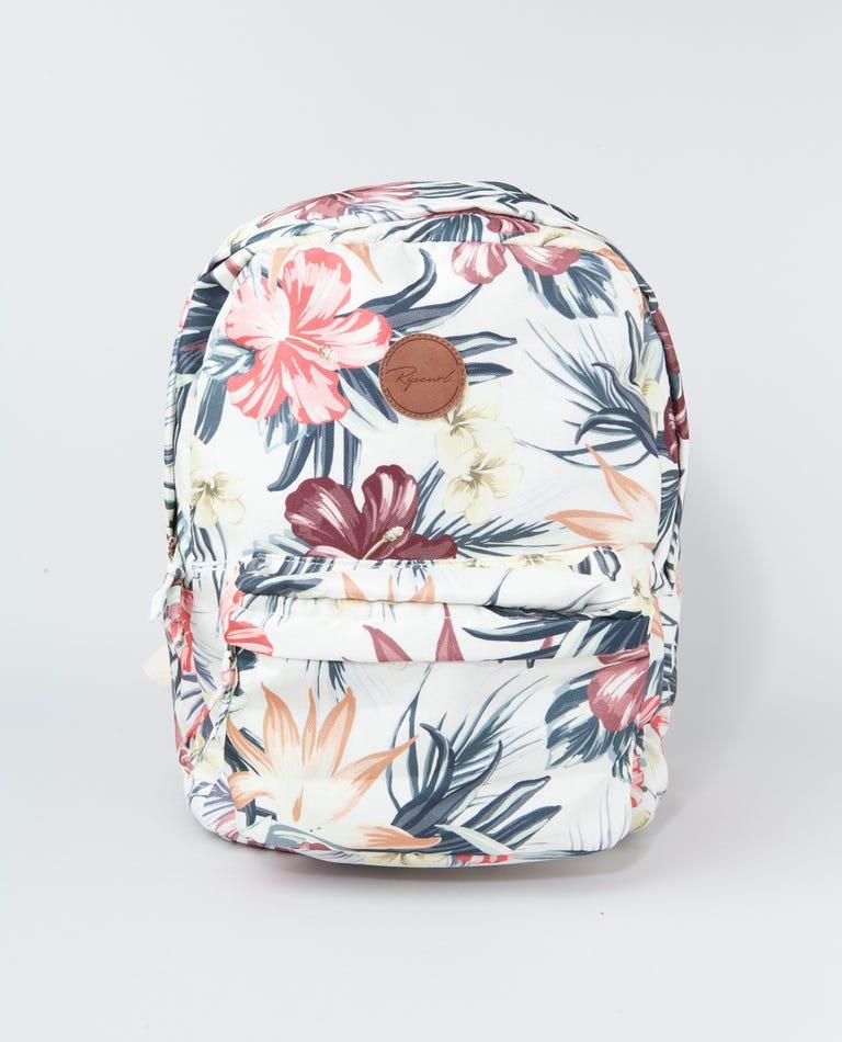 Anini Beach Backpack in Off White