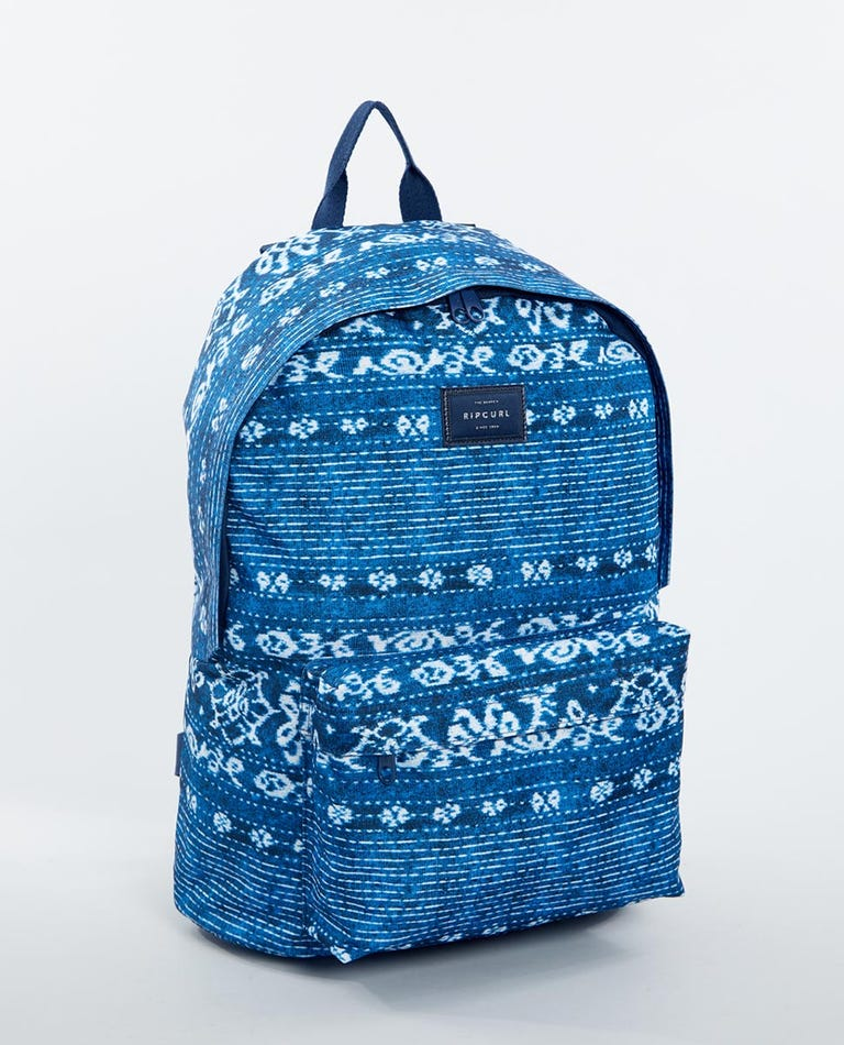 Dome 18L Surf Shack Backpack in Navy