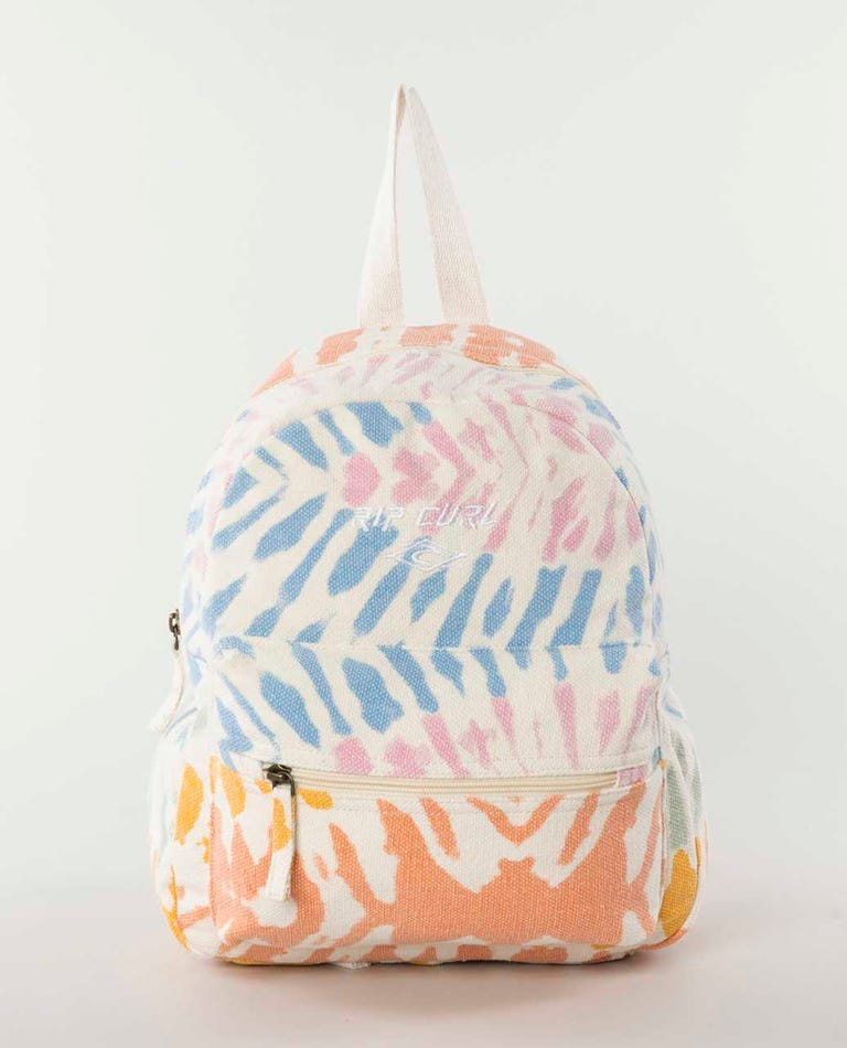 Wipe Out 10L Mini Backpack in Multico