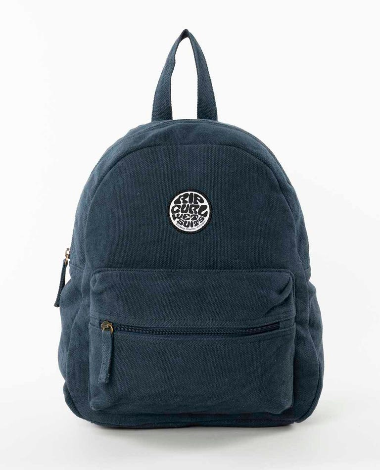 Canvas 10L Surfers Original Backpack in Navy