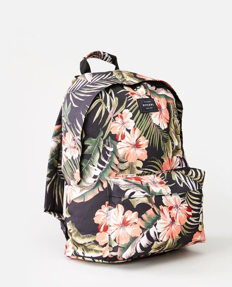 Leilani Dome 18L Backpack in Black