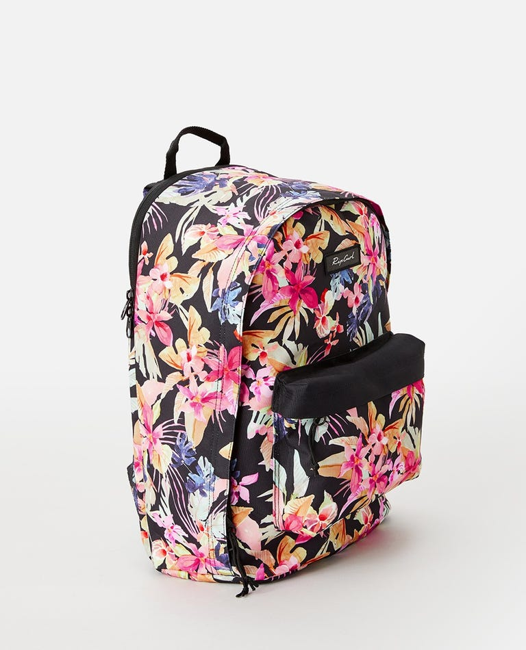 Dome Deluxe 18L  in Black/Red