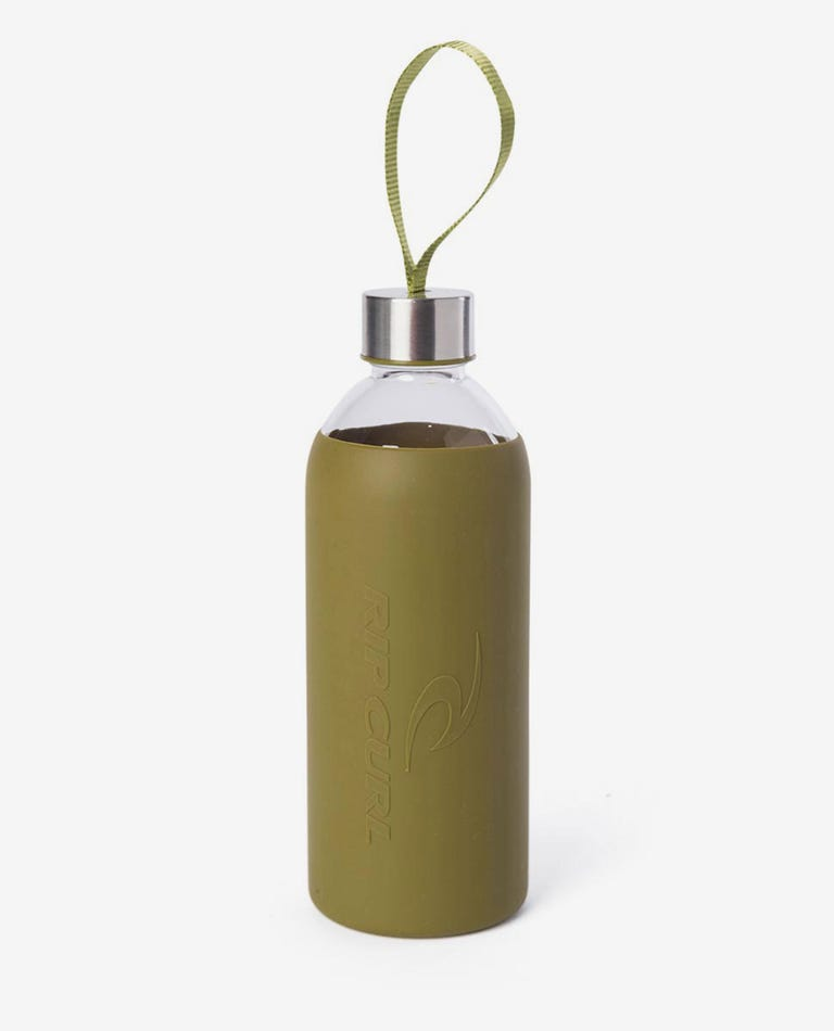 Corp BPA Free Drink Bottle in Olive