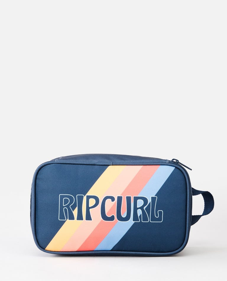 Surf Revival Eco Lunch Box in Navy