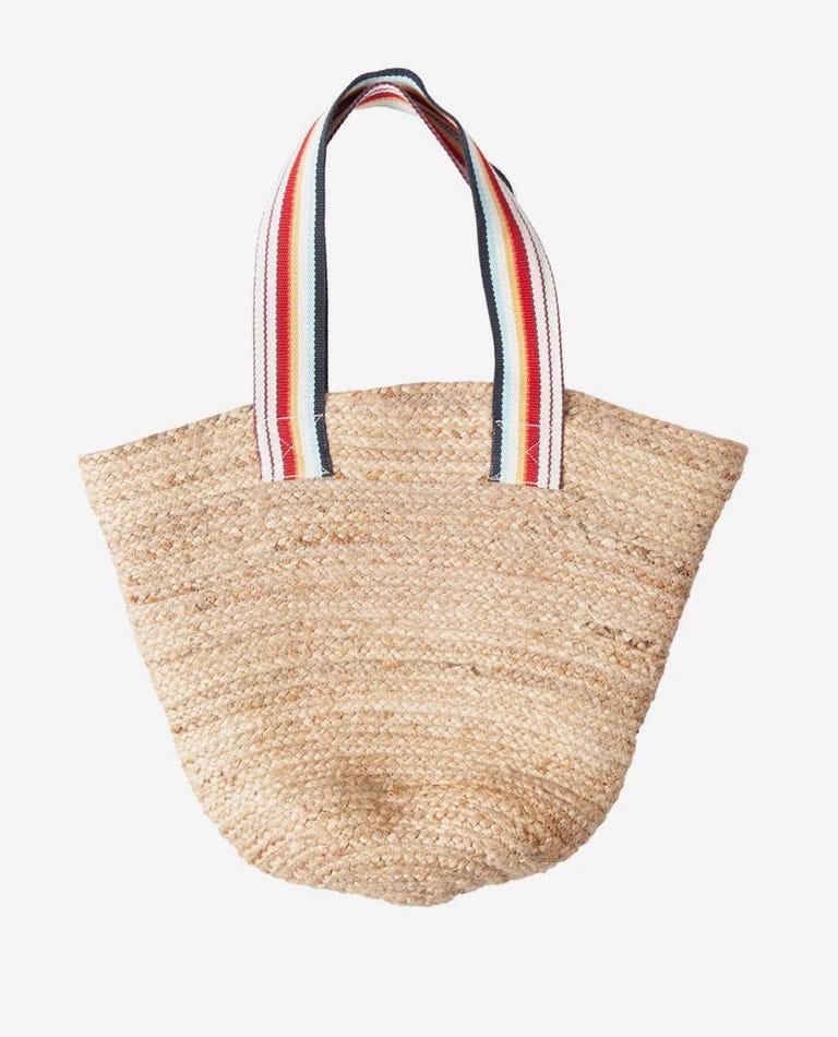 Summer Lovin Jute Bag in Natural