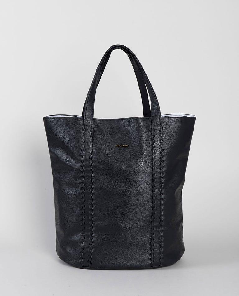 Manhattan Tote Bag in Black