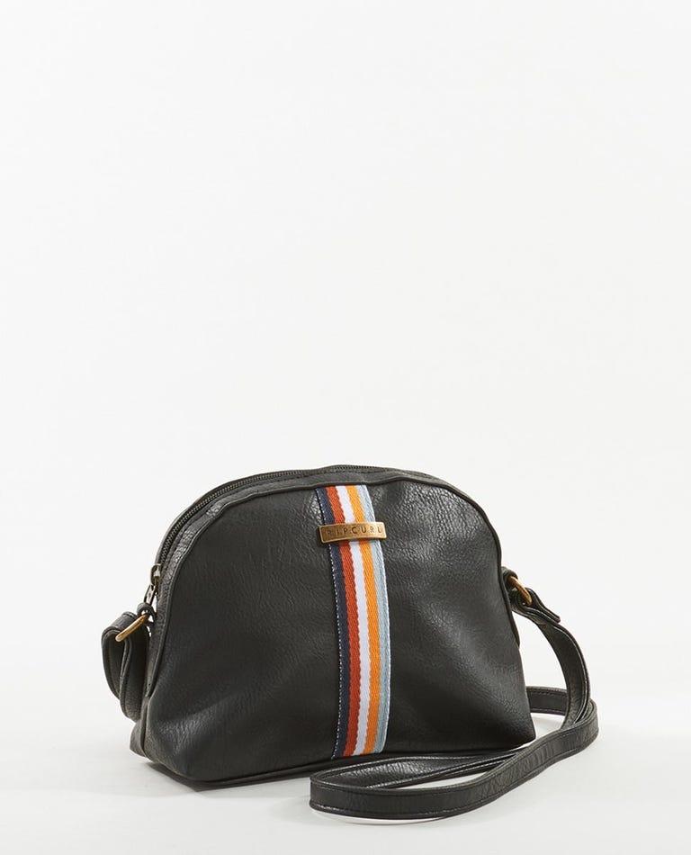 Revival Shoulder Bag in Black