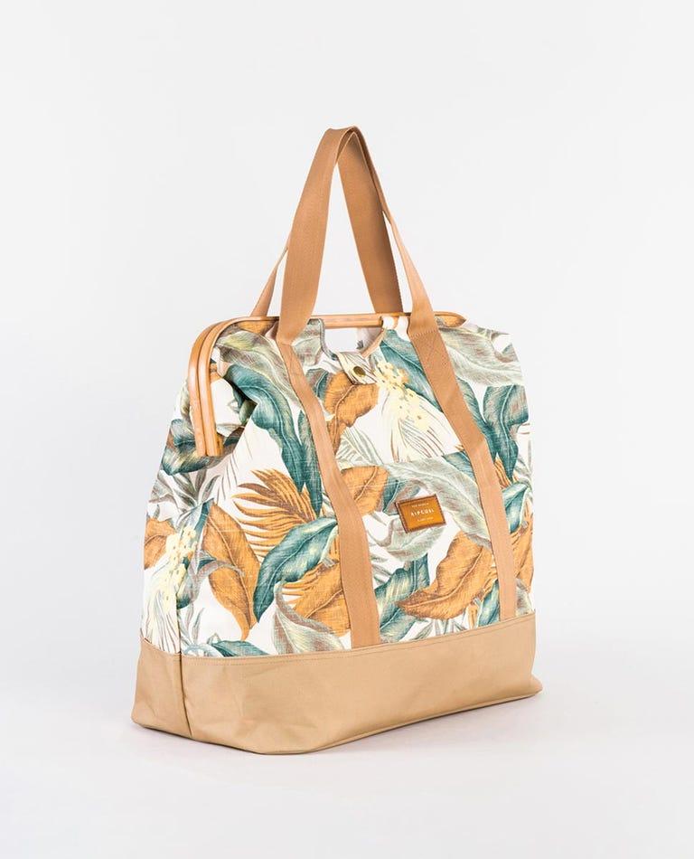 Stand & Stuff 50L Tropic Sol Bag in White