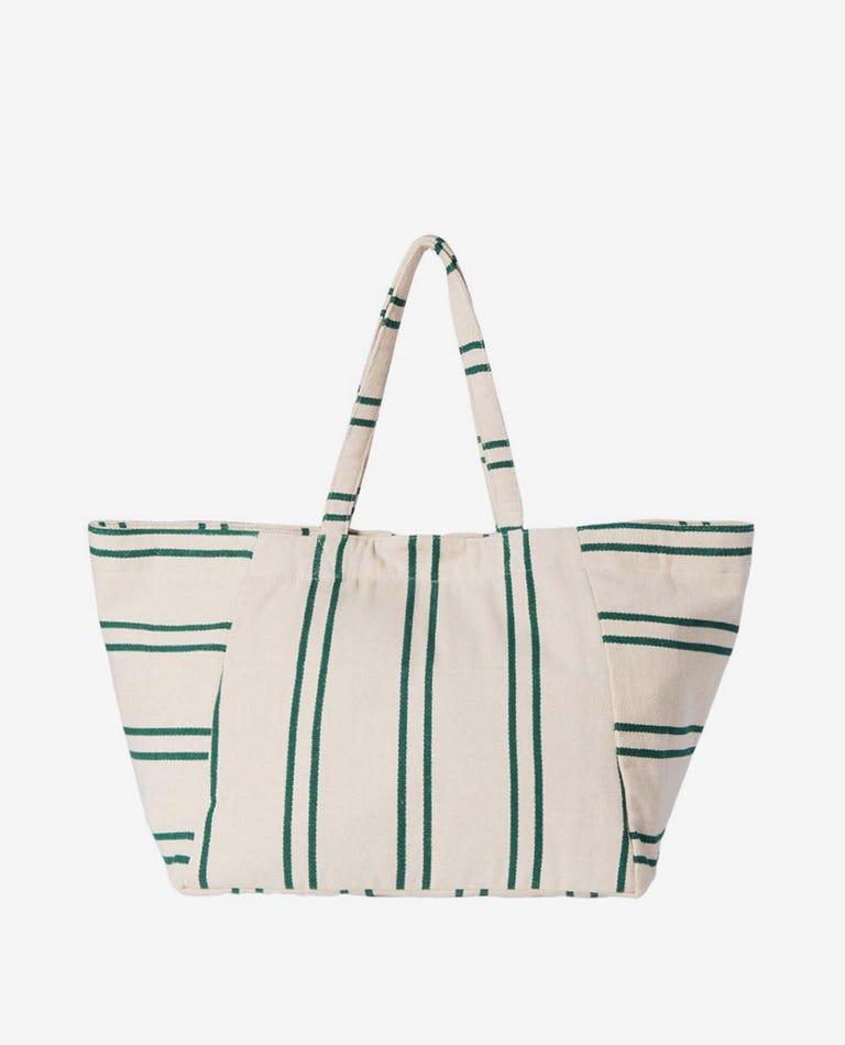 Castaway Jumbo Tote Bag in Natural