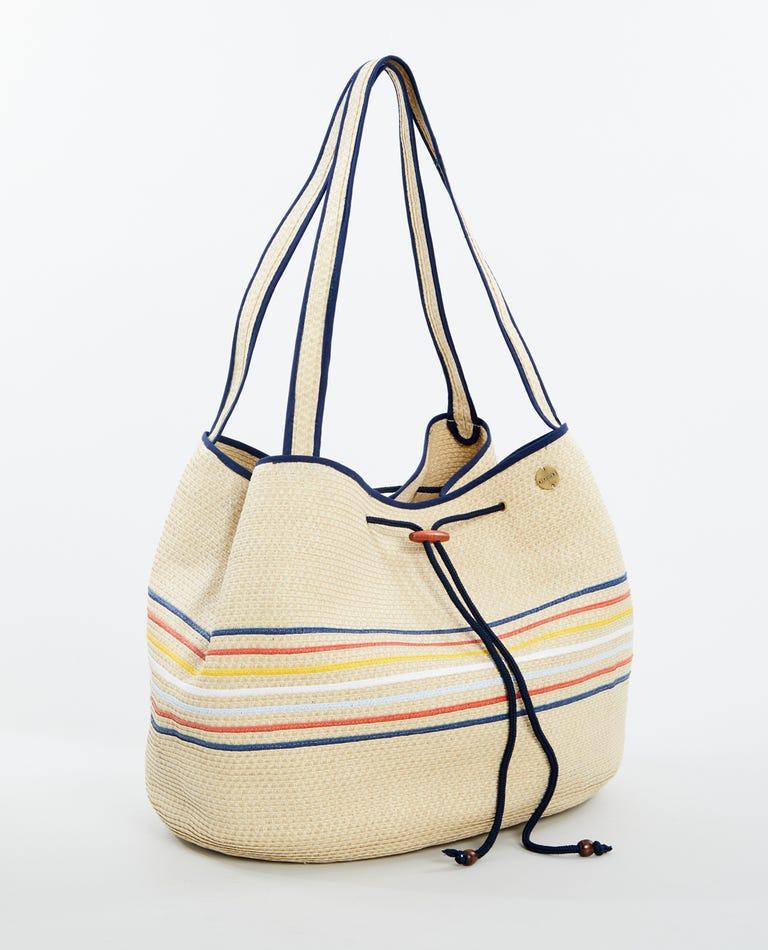 Surf Revival Beach Bag in Natural