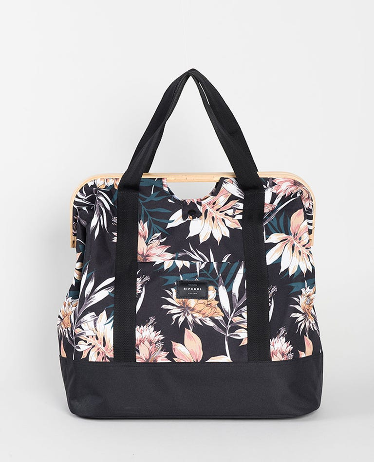 Stand & Stuff Playa Beach Bag in Black