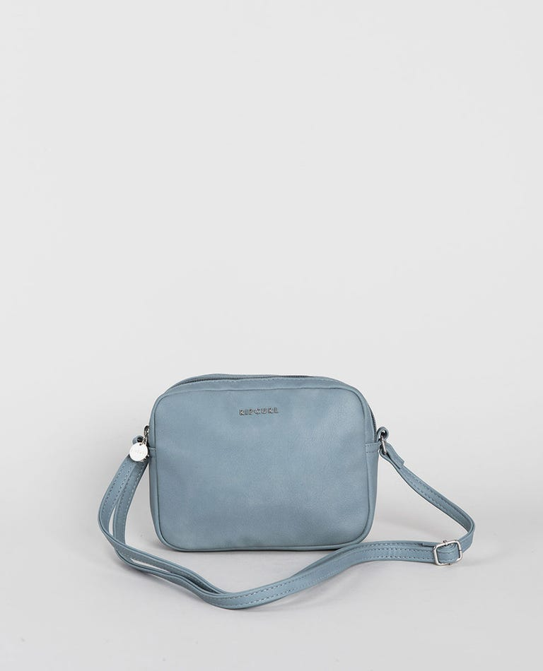 Standard Cross Body Bag in Teal