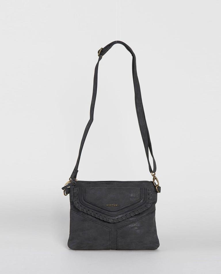 Bronx Shoulder Bag in Black