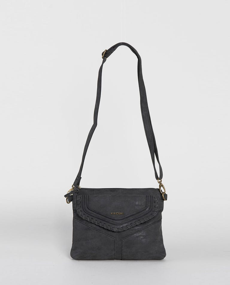 Bronx Shoulder Bag in Black