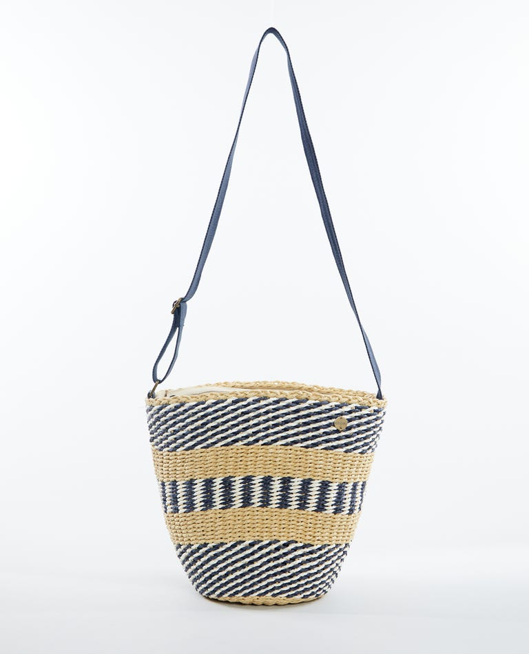 Surf Shack Shoulder Bag in Natural