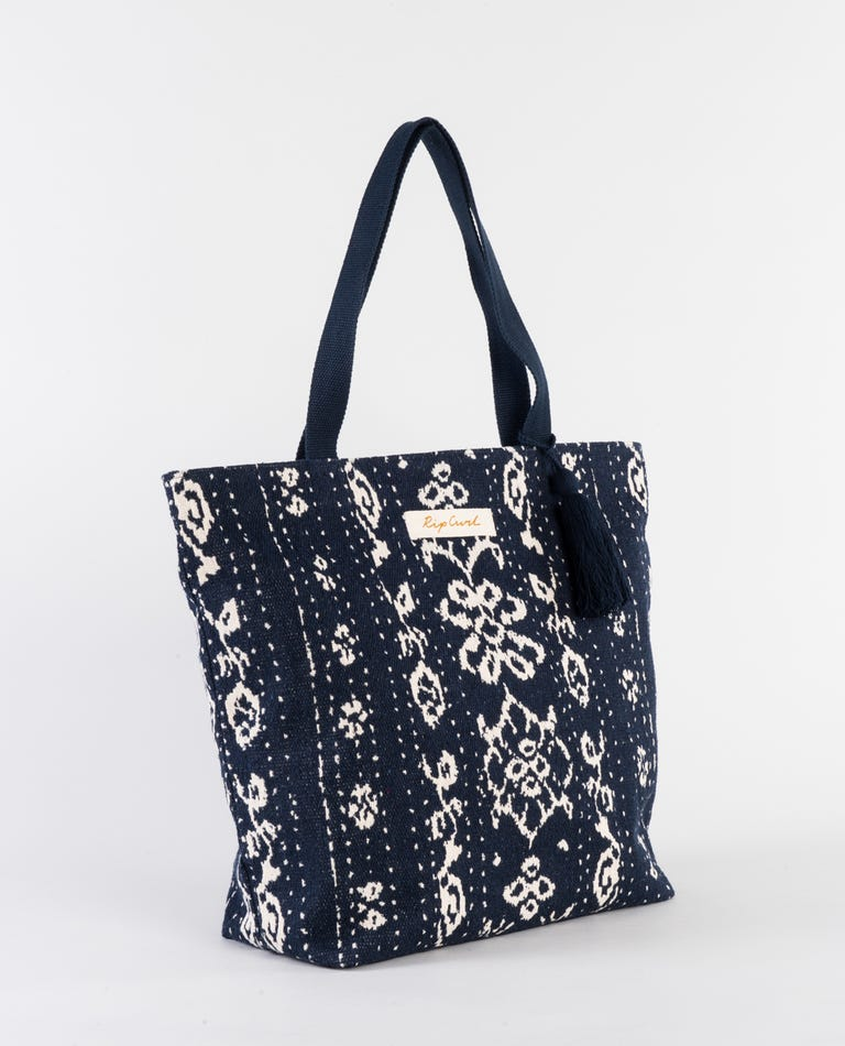 Surf Shack Tote in Navy