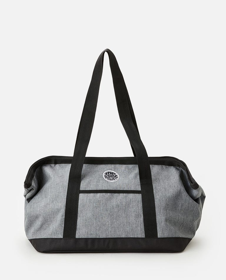 Essentials Carry All Dry 22L Bag in Grey