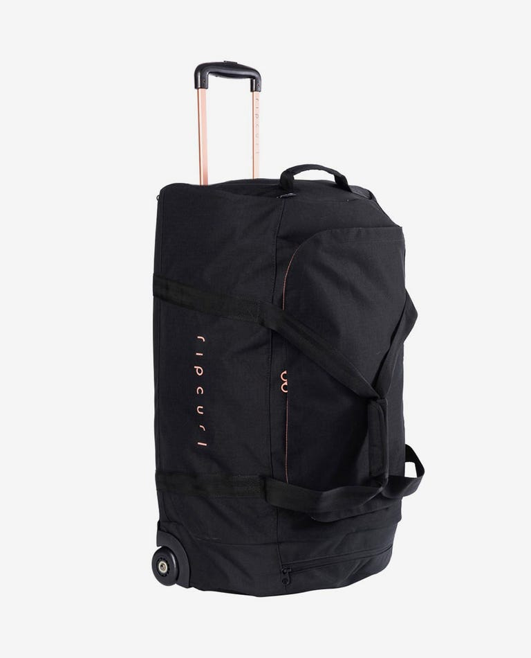 Jupiter Rose Travel Bag in Black